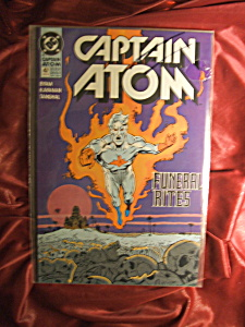 Captain Atom #47 comic book. (Image1)
