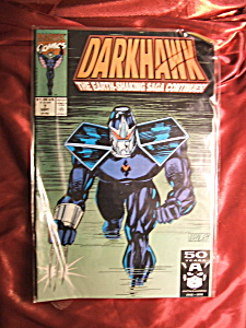 Darkhawk #7 comic book. (Image1)