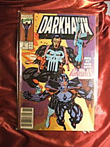 Darkhawk #9 comic book. (Image1)