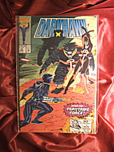 Darkhawk #16 comic book. (Image1)