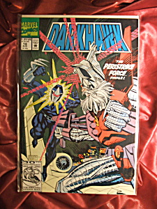 Darkhawk #18 comic book. (Image1)