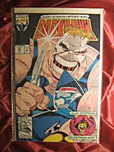 Darkhawk #20 comic book. (Image1)