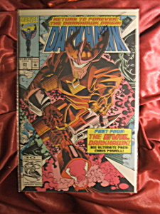 Darkhawk #24 comic book. (Image1)