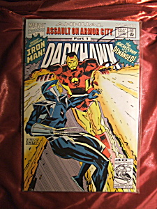 Darkhawk # 1 Part 1. Comic book. (Image1)