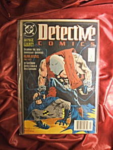 Detective Comics #598 comic book. (Image1)
