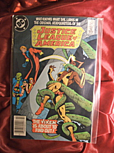 Justice League of America #247 comic book. (Image1)