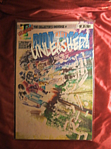 Riot Gear Unleashed. Comic book. #2095 of 25,000. (Image1)