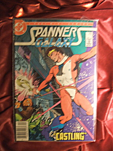 Spanner's Galaxy #1 Castling. Comic book. (Image1)
