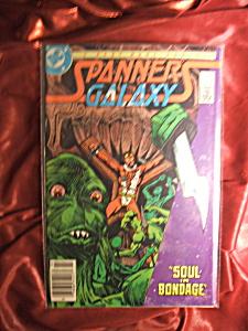 Spanner's Galaxy #3. Soul in Bondage. Comic book. (Image1)