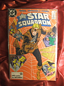 The Star Squadron # 66 comic book. (Image1)