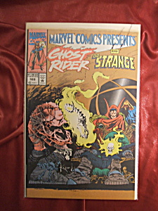 Ghost Rider and Dr. Strange #103 comic book. (Image1)