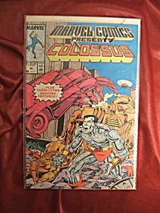 Colossus #14 comic book. (Image1)