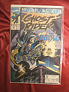 Ghost Rider and Cable #90 comic book. (Image1)