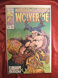 Wolverine #94 comic book. (Image1)