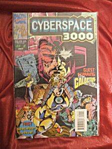 Cyberspace 3000 #1 comic book. (Image1)