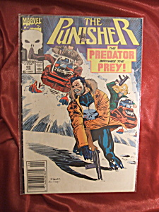 The Punisher #49. Comic book. (Image1)