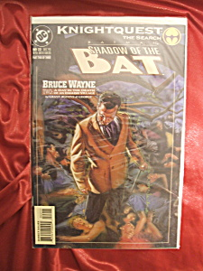 Shadow of the Bat #22 comic book. (Image1)