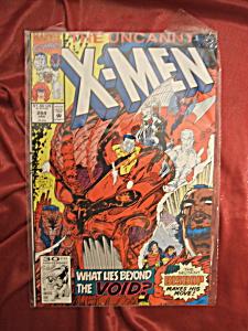 The Uncanny X-men #284 comic book. (Image1)