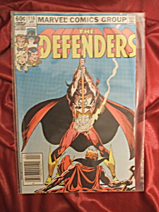 The Defenders #118 comic book. (Image1)