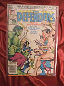 The Defenders #119 comic book. (Image1)