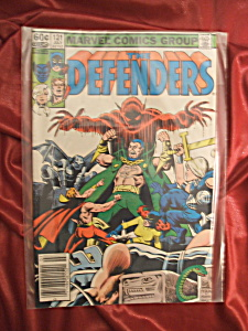 The Defenders #121 comic book. (Image1)