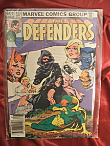 The Defenders #123 comic book. (Image1)