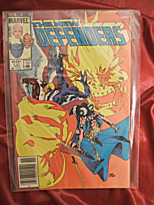 The New Defenders #137 comic book. (Image1)