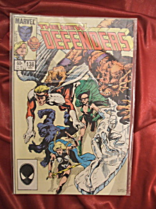 The New Defenders #138 comic book. (Image1)