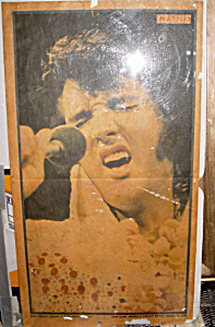 ELVIS PRESLEY VINTAGE NEWS ARTICLE AUG 12 1980 RARE!!! (Image1)