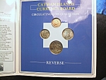 Click here to enlarge image and see more about item 032508006: Cayman Islands Circulating Coin Collection
