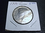 Click here to enlarge image and see more about item 033108005: Kennedy Half Dollar 1986-P