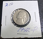 Jefferson Nickel wartime 1942-P