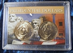 Click to view larger image of Presidential Dollars 2007 D 2007 P George Washington (Image1)