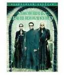 Matrix Reloaded. DVD. Full screen edition w/ Keanu Reeves.