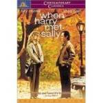 Click here to enlarge image and see more about item 061709003: When Harry Met Sally.  DVD. w/ Meg Ryan.