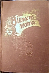 Bulwer's Works Volume 4