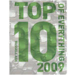 Click here to enlarge image and see more about item 071809006: Top 10 of Everything 2009.