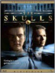 Click here to enlarge image and see more about item 072809007: The Skulls. Widescreen edition. DVD