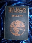 Click here to enlarge image and see more about item 080408002: The Elson Readers Book Five