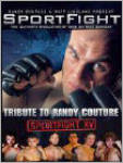 Click here to enlarge image and see more about item 080409001: Sportfight Vol XV Tribute to Randy Couture. DvD