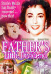 Click here to enlarge image and see more about item 080409008: Father's Little Dividend. Elizabeth Taylor, Spencer Tracy. DVD