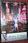 Click here to enlarge image and see more about item 081209006: City Lites. DVD