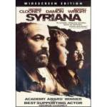 Syriana. Widescreen edition. George Clooney, Matt Damon.