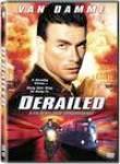 Derailed. DVD.  Van Damme.