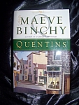 Click here to enlarge image and see more about item 082608007: Quentins. Maeve Binchy. HC with DJ.