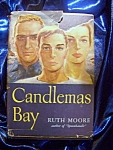 Candlemas Bay by Ruth Moore 1959 HC with DJ