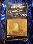Click here to enlarge image and see more about item 090408002: The Norton Anthology of Poetry Third Edition