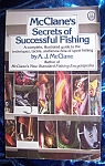 Click here to enlarge image and see more about item 090908004: McClane's Secrets of Successful Fishing by A.J. McClaine