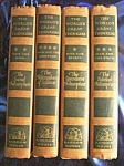 World's Great Thinkers 4 Vol 1947 FIRST PRINTING HC