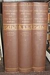 Click here to enlarge image and see more about item 100307002: The Decline and Fall of the Roman Empire In 3 Volumes